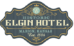 Itineraries, Historic Elgin Hotel