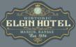 Historical Points of Interest, Historic Elgin Hotel