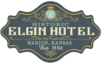 Weddings, Historic Elgin Hotel