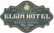 Suite 201 – Home On The Range Suite, Historic Elgin Hotel